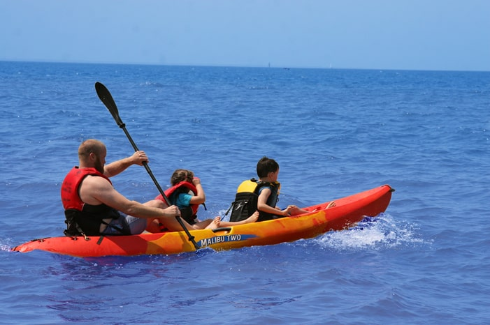kayaks-hire-redcliffe